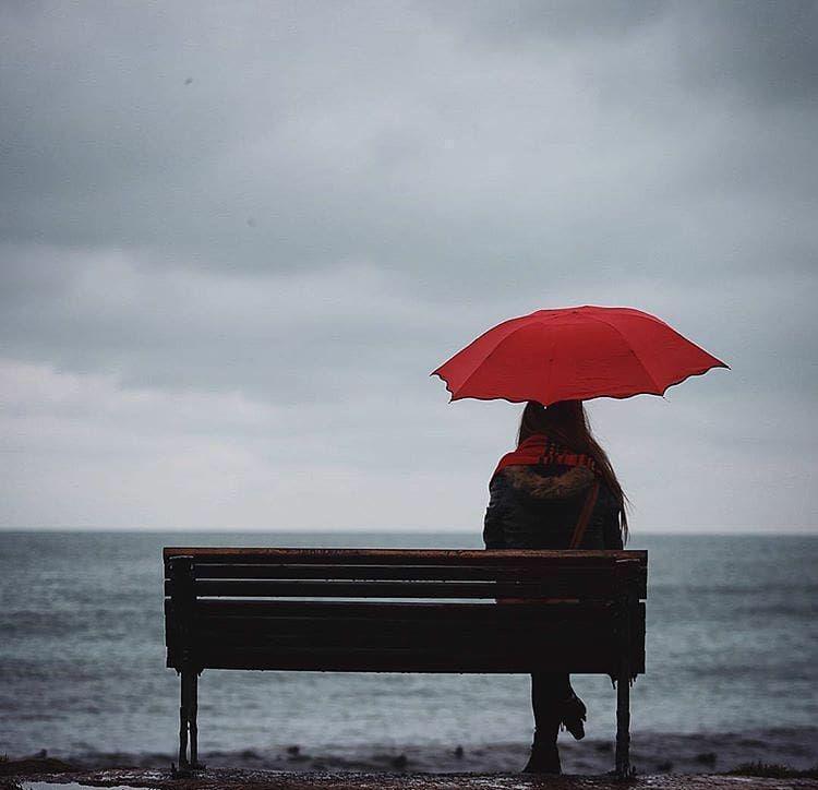 عکس پروفایل منظره دریای ابری
