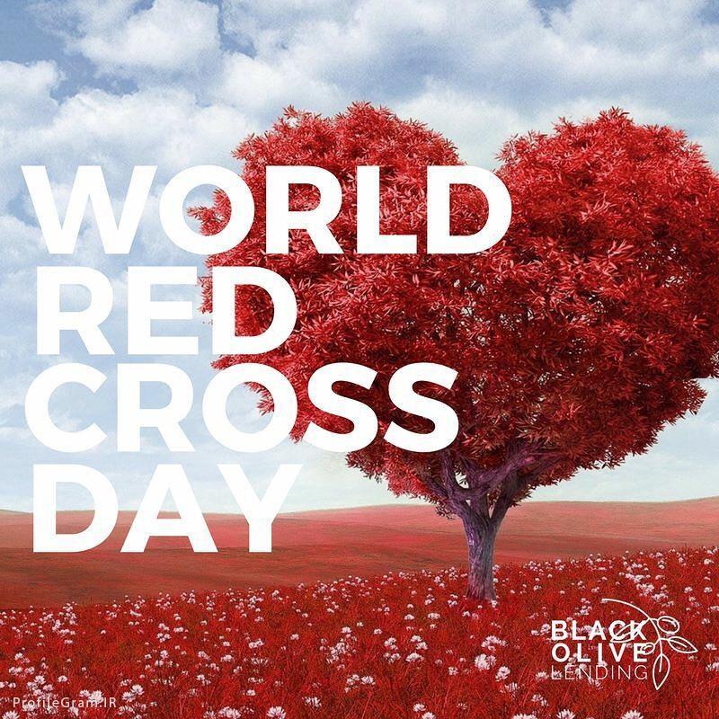عکس پروفایل روز جهانی صلیب سرخ انگلیسی