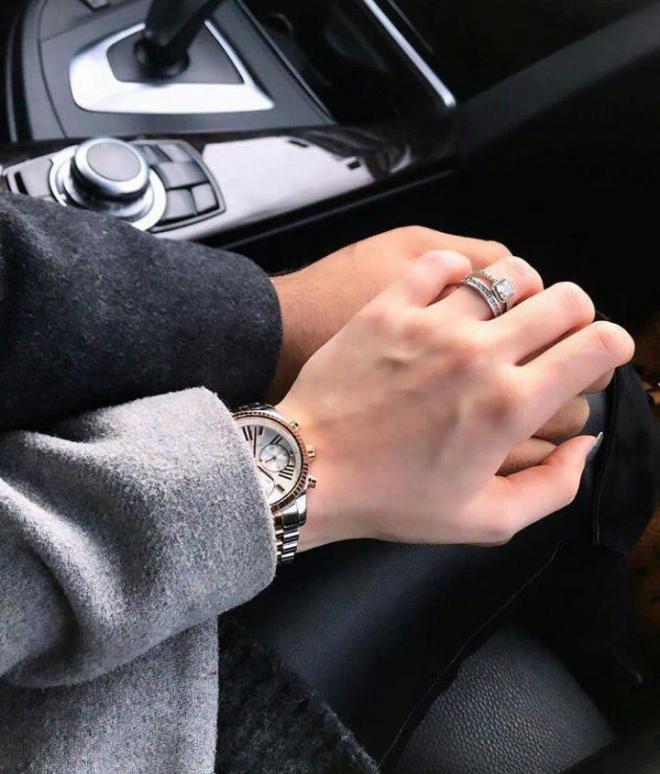 عکس پروفایل دست تو دست رمانتیک