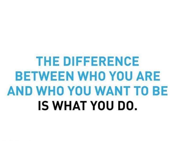 عکس پروفایل انگلیسی تفاوت بین کسی که هستی