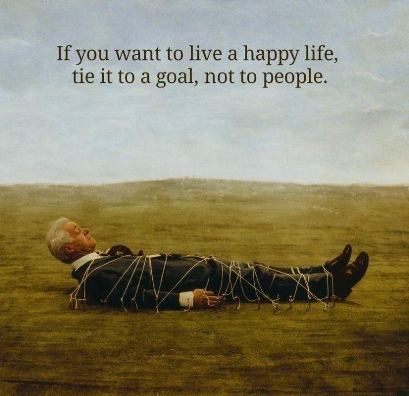 عکس پروفایل انگلیسی اگه میخوای شاد زندگی کنی