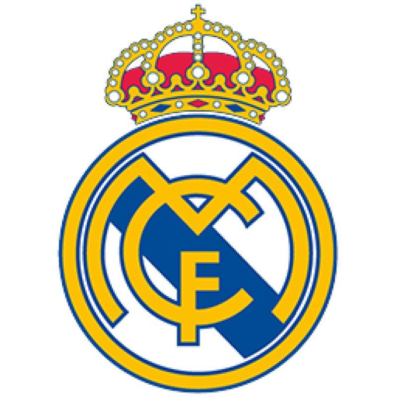 عکس پروفایل لوگوی رئال مادرید Real Madrid CF