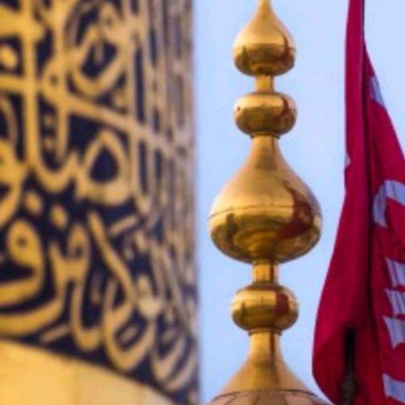 عکس پروفایل مذهبی زیبا از حرم امام حسین