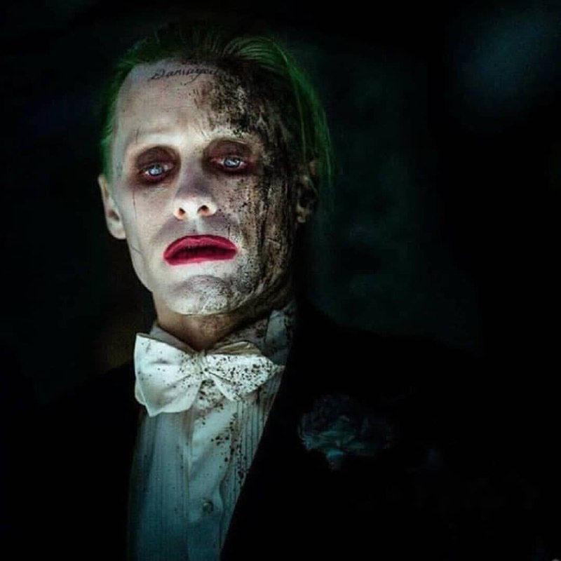 عکس پروفایل کارکتر Jared Leto در نقش جوکر