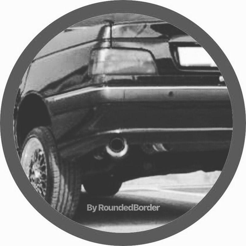 عکس پروفایل ماشین پرشیا سیاه یفید