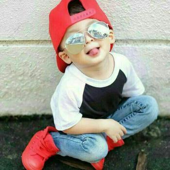 عکس پروفایل پسر کوچولو خوشتیپ