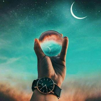 عکس پروفایل ماه شب زیبا