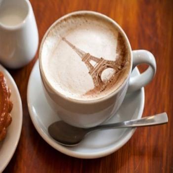 عکس پروفایل قهوه ای در پاریس