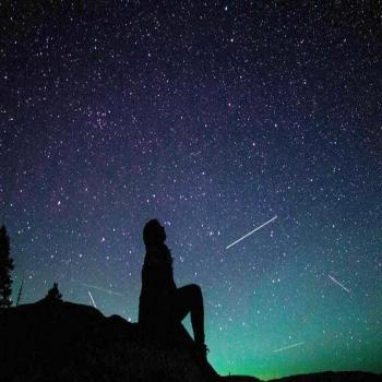 عکس پروفایل شب پر ستاره