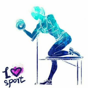 عکس پروفایل من عاشق ورزشم