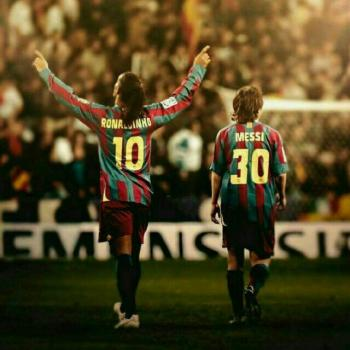 عکس پروفایل فوتبالی مسی و رونالدو