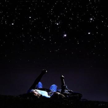 عکس پروفایل دو نفره پر ستاره