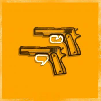 عکس پروفایل اسلحه خطرناک