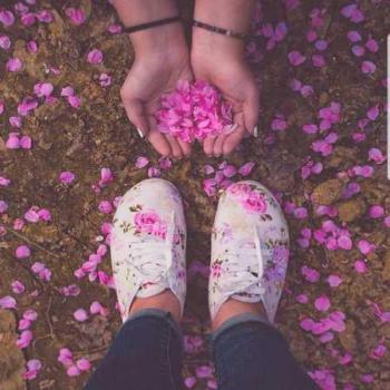 عکس پروفایل دخترونه گل گلی
