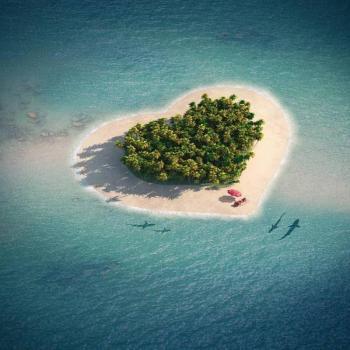 عکس پروفایل جزیره قلبی