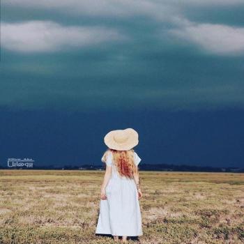 عکس پروفایل دختر آسمان