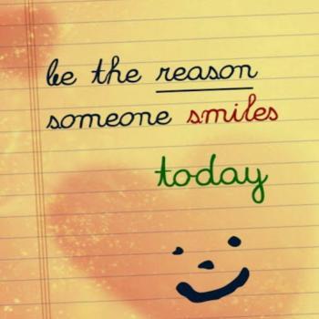 عکس پروفایل امروز دلیل لبخند کسی باش
