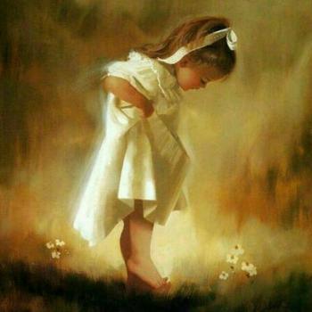 عکس پروفایل نقاشی از کودک