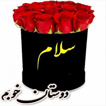 عکس پروفایل سلام دوستان خوبم
