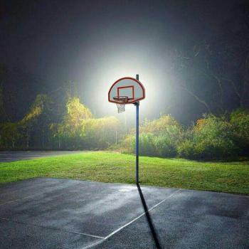 عکس پروفایل زمین بسکتبال