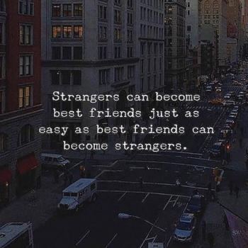 عکس پروفایل غریبه ها میتونن دوستای صمیمیت بشن