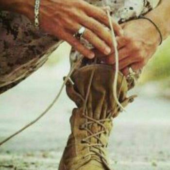 عکس پروفایل سرباز جوان