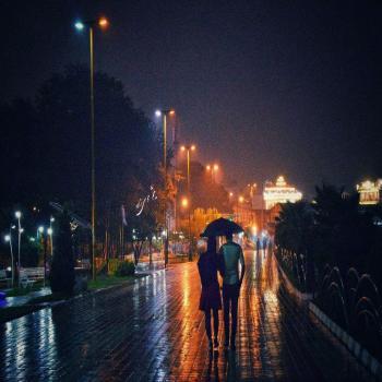عکس پروفایل شب زیبا دو نفره