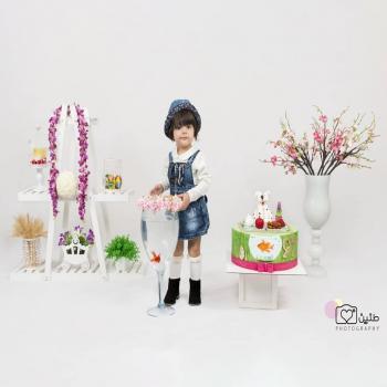 عکس پروفایل کوچولو و سال جدید