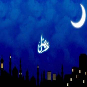 عکس پروفایل رمضان نزدیک است