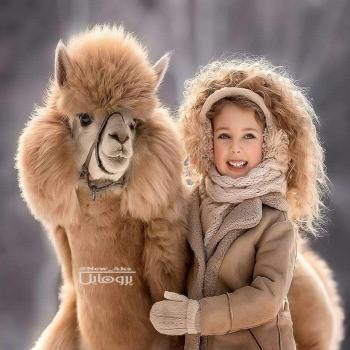 عکس پروفایل زیبا بچگانه