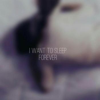 عکس پروفایل میخوام تا همیشه بخوابم