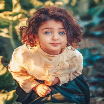 عکس پروفایل کودک زیبا