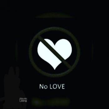 عکس پروفایل نه به عشق