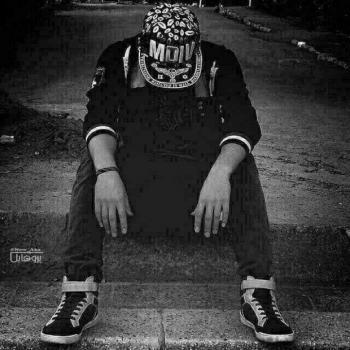 عکس پروفایل پسر خفن سیاه سفید