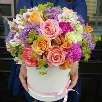 عکس پروفایل گل های شاد