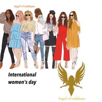 عکس پروفایل روز جهانی زن مبارک