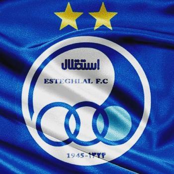 عکس پروفایل لوگو استقلال