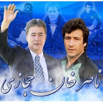 عکس پروفایل ناصر خان حجازی