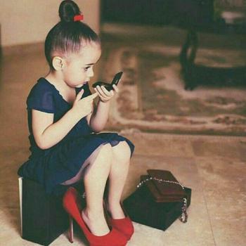 عکس پروفایل دختر بچه ناز