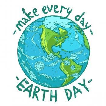 عکس پروفایل انگلیسی روز زمین