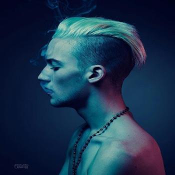 عکس پروفایل دود سیگار