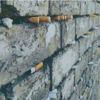 عکس پروفایل سیگار پنهانی