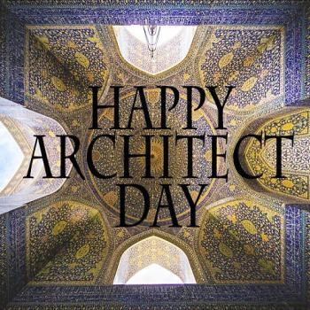 عکس پروفایل تبریک انگلیسی روز معمار