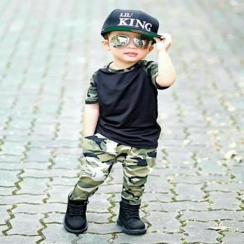 عکس پروفایل پسر بچه ناز سرباز