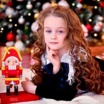 عکس پروفایل کودک دختر زیبا