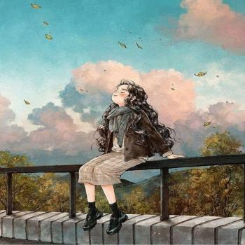 عکس پروفایل کارتونی آبرنگی