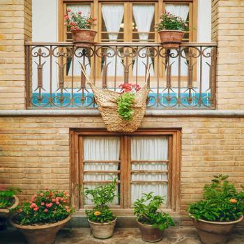 عکس پروفایل خانه قدیمی زیبا