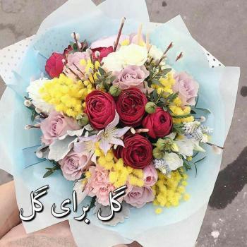 عکس پروفایل گل برای گل