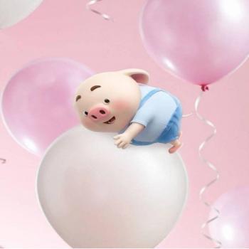 عکس پروفایل خوک خوشگل
