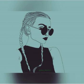عکس پروفایل نقاشی دخترونه خفن